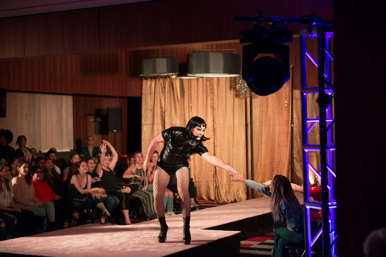 'RuPaul's Drag Race' contestants perform at annual drag show