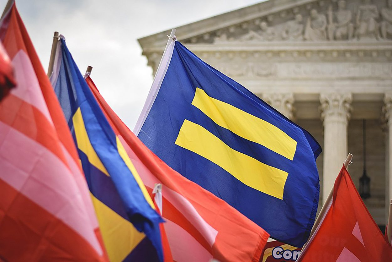 Supreme Court set to discuss LGBTQIA+ legislation June 2020