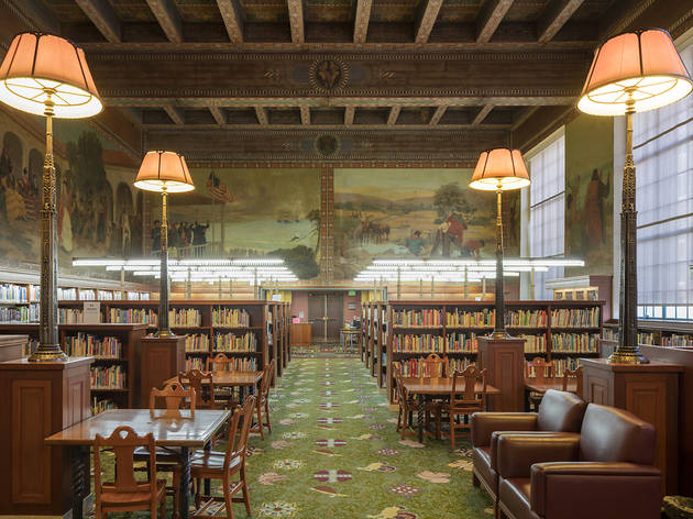 Download E-Books, Stream Movies, and More Thanks to the Los Angeles Public Library