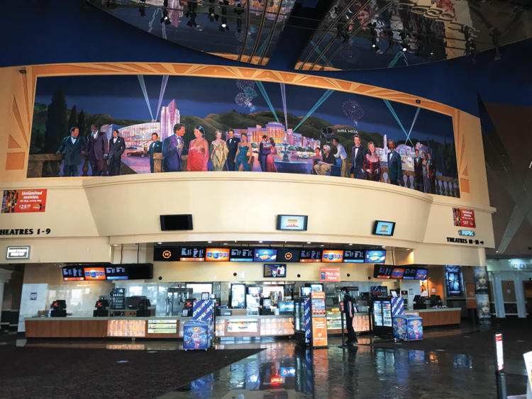 Local theaters struggle to fill seats, rent out private screenings