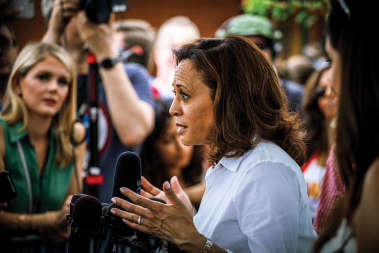 Opinion | Kamala Harris' election restores some faith